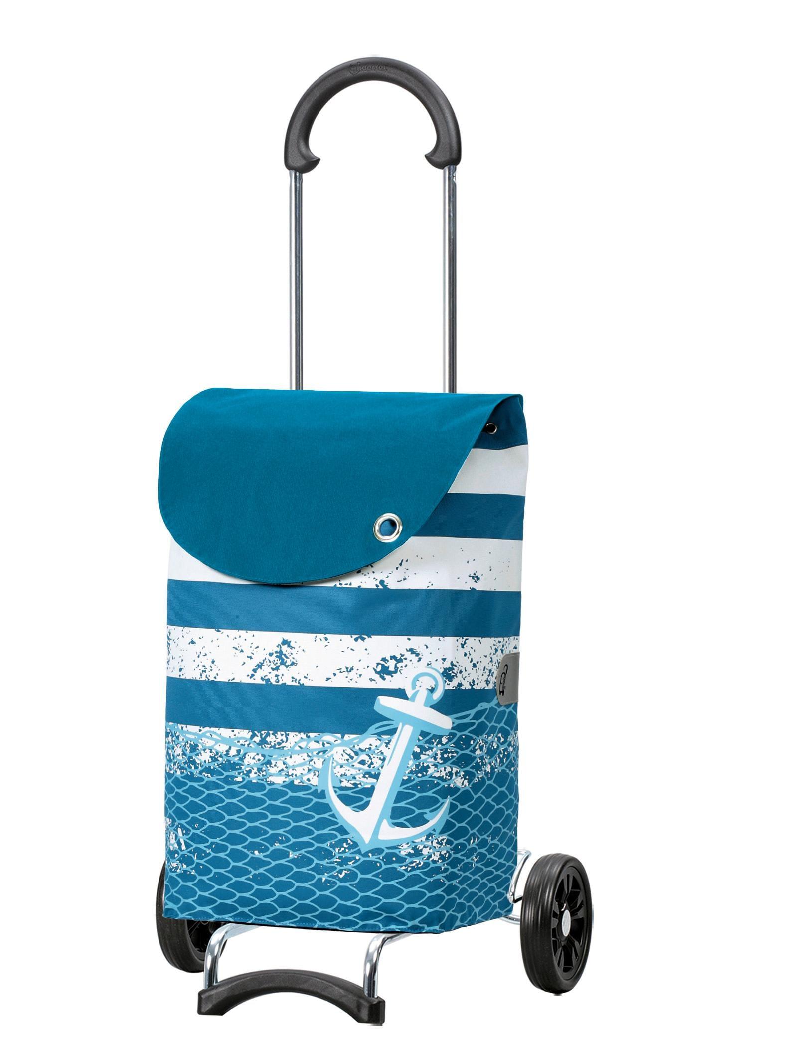 Andersen Einkaufstrolley Scala Shopper Meer, MADE IN GERMANY, 39 Liter | Taschen > Handtaschen > Einkaufstasche | Andersen