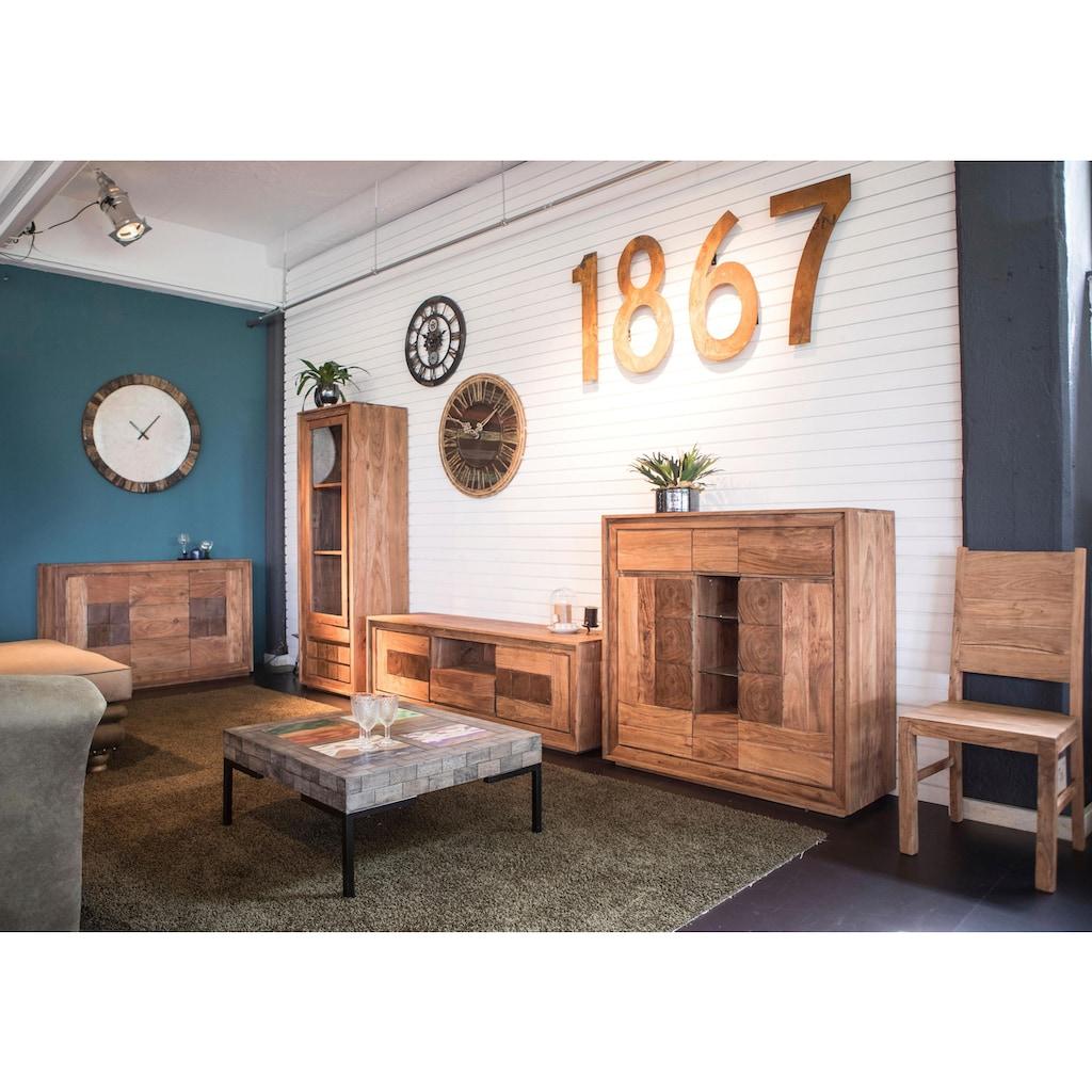 Gutmann Factory Sideboard »Timber«, aus massivem Akazienholz, in zwei, Breiten