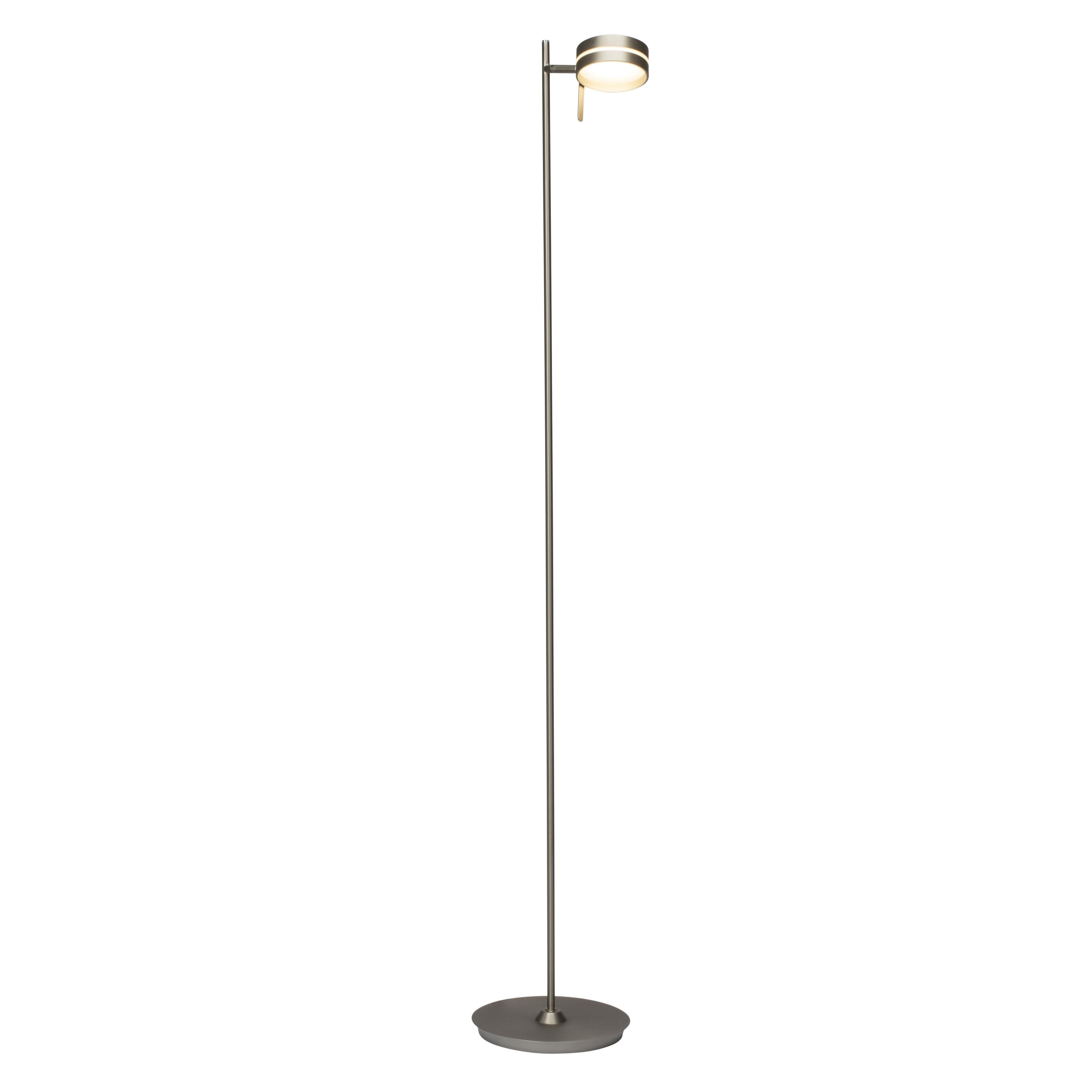 Brilliant Leuchten Toro LED Standleuchte 1flg eisen/weiÃY