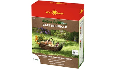 WOLF-Garten Universaldünger »Natura Bio«, verschiedene Gebindegrößen kaufen