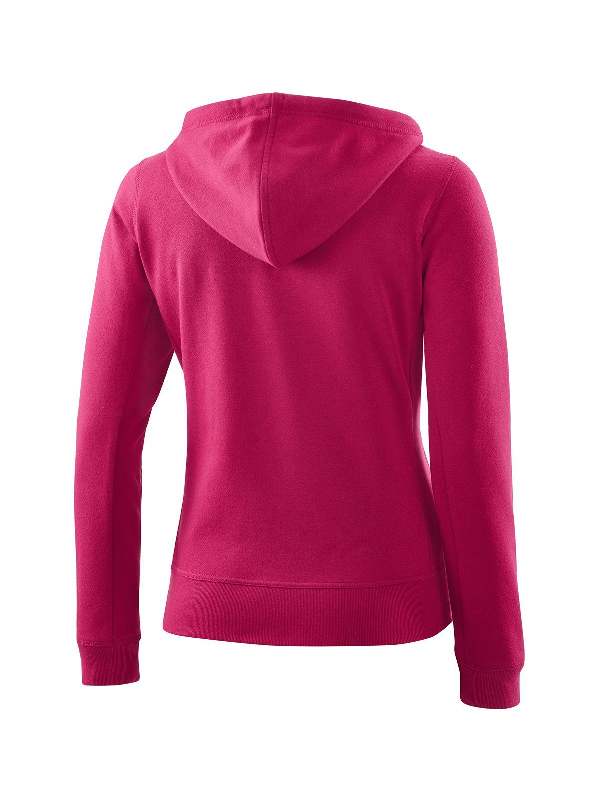 Joy Sportswear Kapuzenfleecejacke KOLINA   Sportbekleidung > Sportjacken > Fleecejacken   Rosa   Joy Sportswear