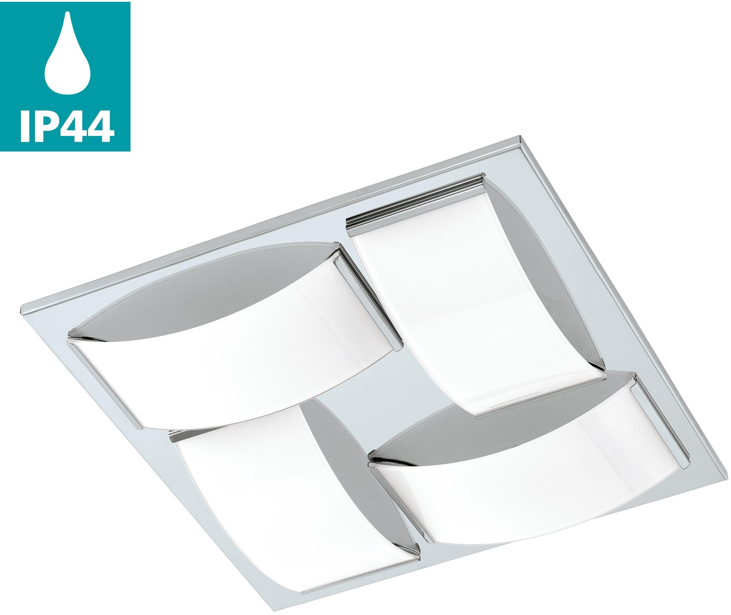 EGLO LED Deckenleuchte WASAO1, LED-Board, Warmweiß, LED tauschbar
