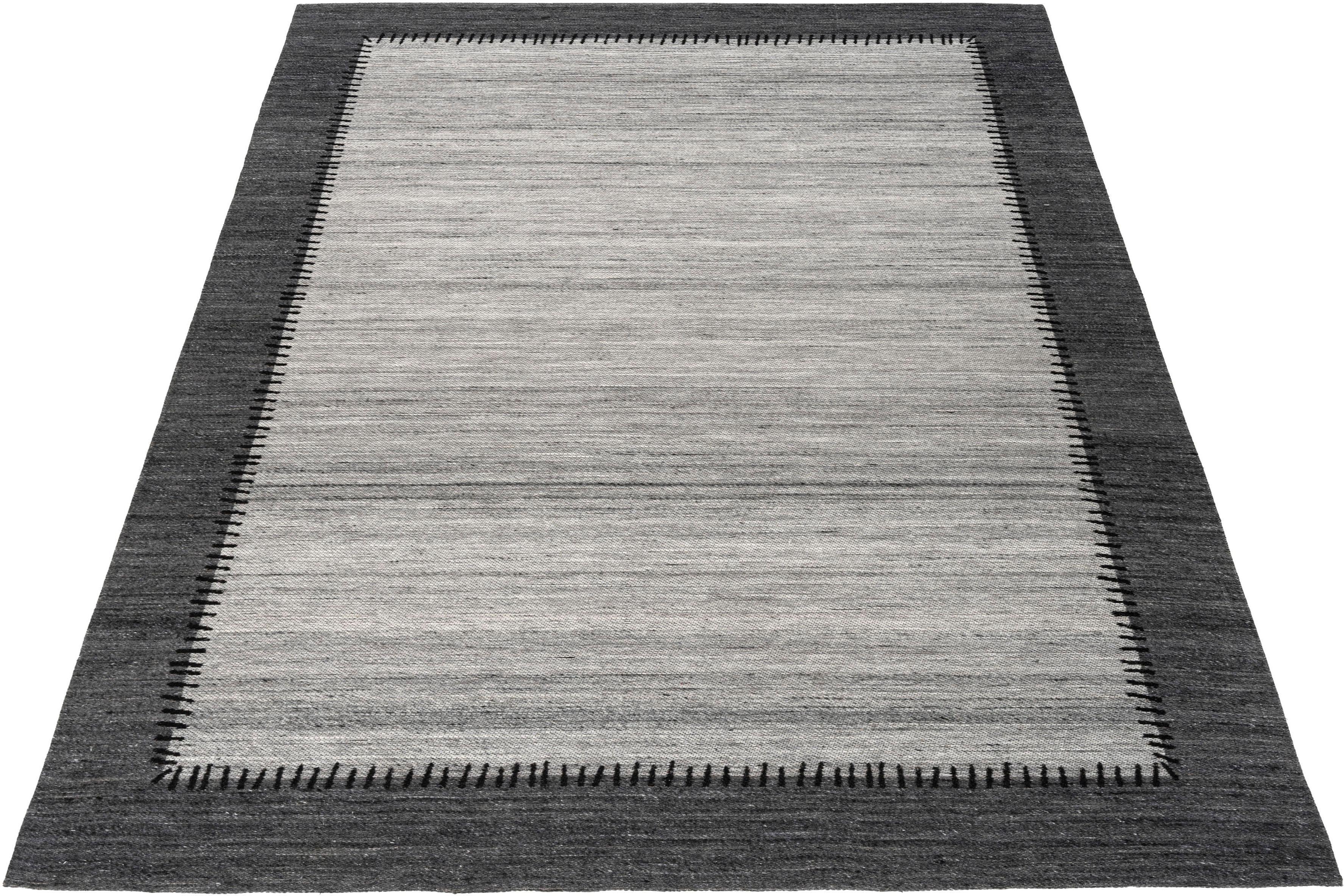 Teppich Amina DELAVITA rechteckig Höhe 6 mm maschinell gewebt