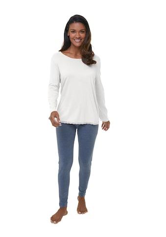 wäschepur Schlafanzug - Shirt kaufen