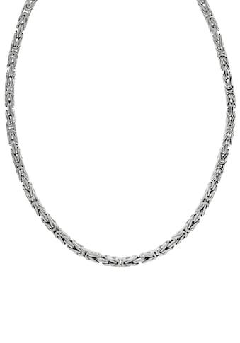 Firetti Königskette »Königskettengliederung 4 - kant, 3,0 mm breit« kaufen