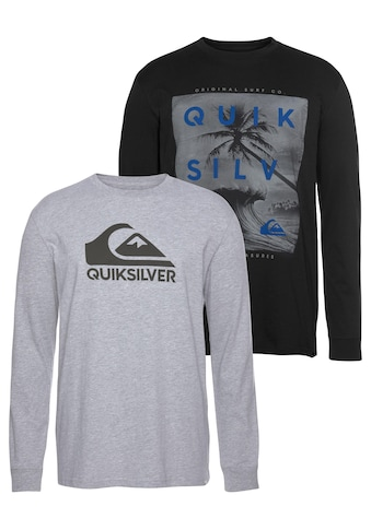 Quiksilver Longsleeve »OUTER M&W RETHIN PACK« kaufen
