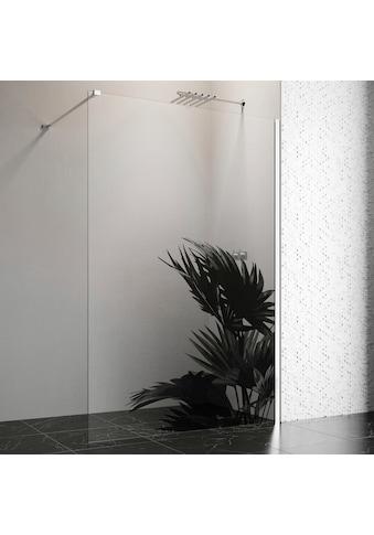WELLTIME Walk - in - Dusche für 120cm Duschwannenbreite kaufen