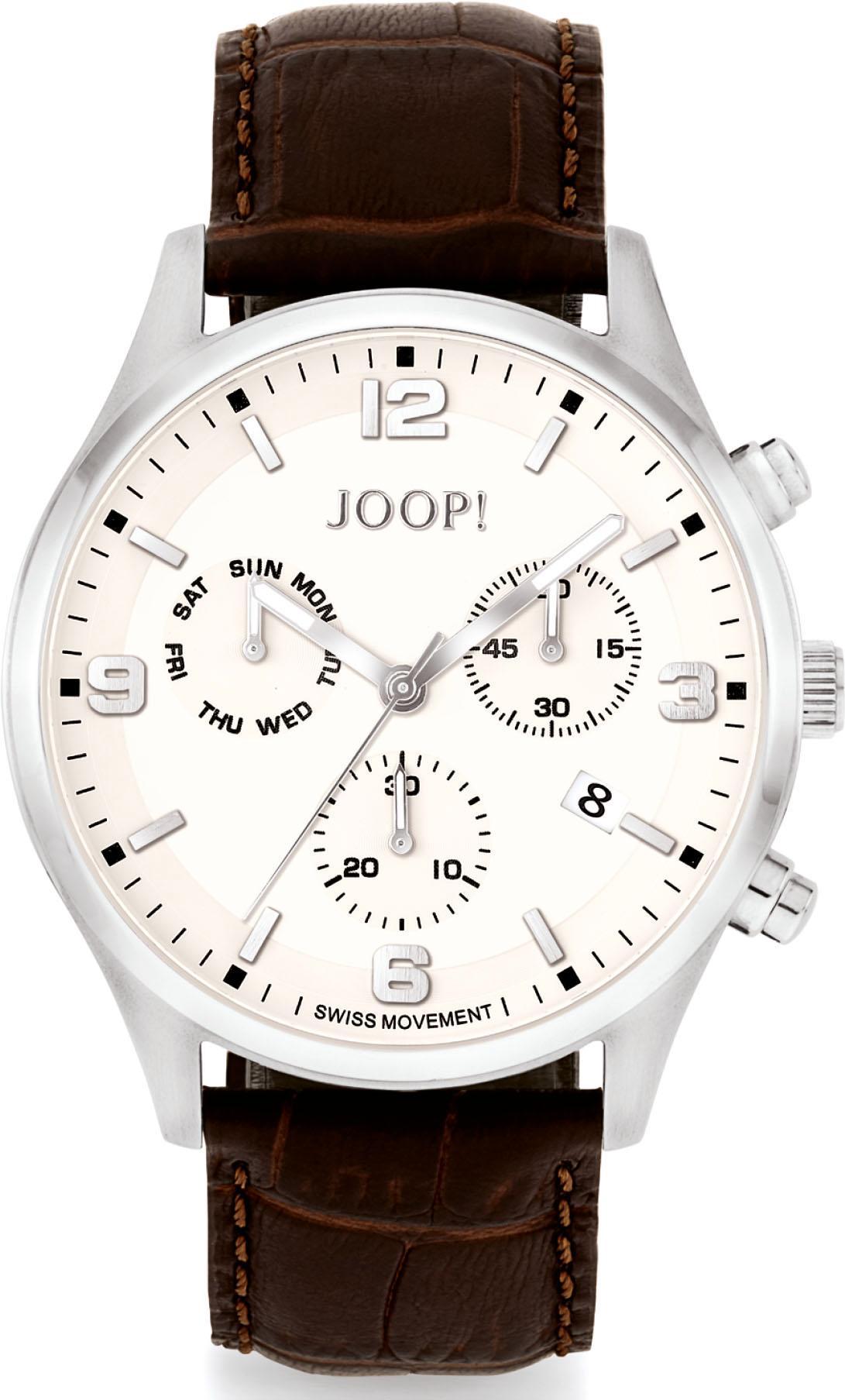 Joop! Chronograph 2022866   Uhren   Braun   Joop!