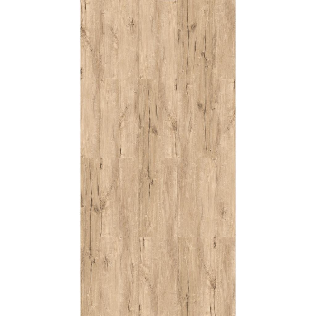 PARADOR Laminat »Trendtime 1 - Eiche Century Sand«, spezielle Trägerplatte, 1285 x 158 mm, Stärke: 8 mm