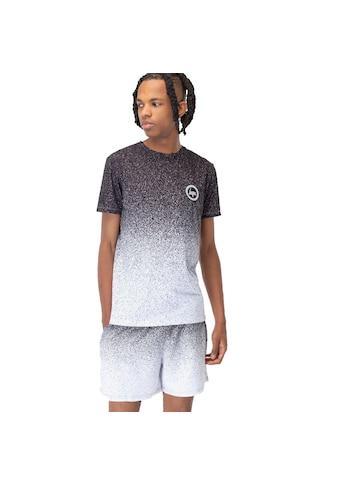Hype T-Shirt »Herren mit gesprenkeltem Farbverlauf« kaufen
