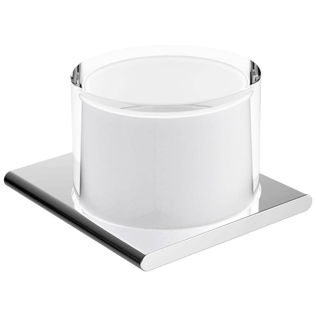 Keuco Seifenspender »Edition 400«, Echtkristallglas mattiert, 150 ml