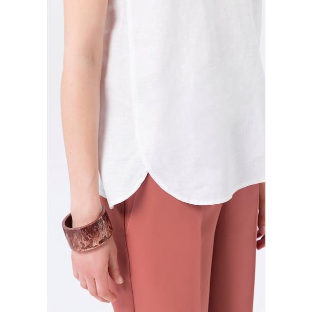 Peter Hahn T-Shirt »Blusen-Top«