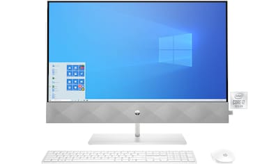HP »Pavilion 24 - k0004ng« All - in - One PC (Intel®, Core i7, GTX 1650) kaufen