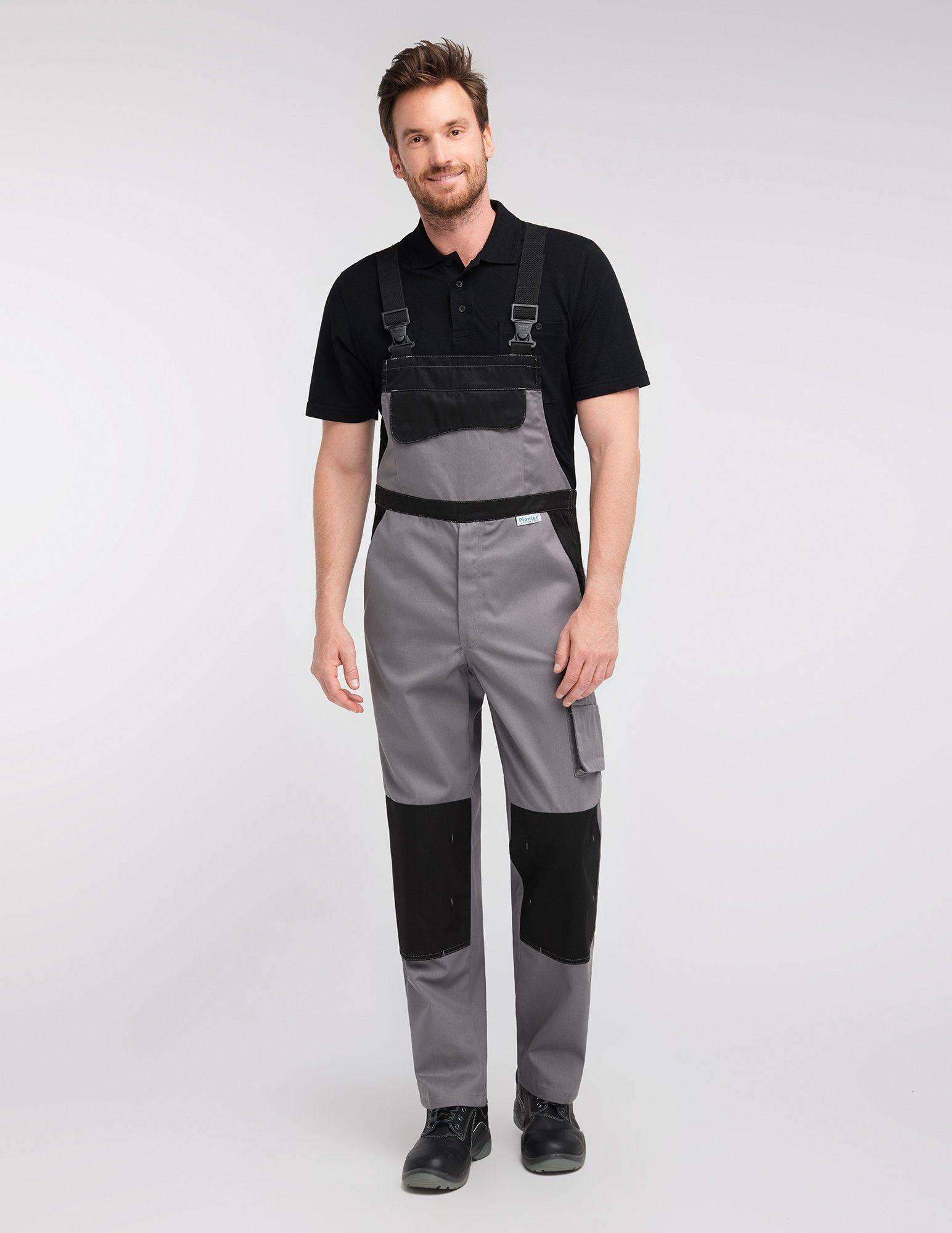 PIONIER WORKWEAR Funktions-Latzhose Color Wave | Sportbekleidung | Pionier Workwear