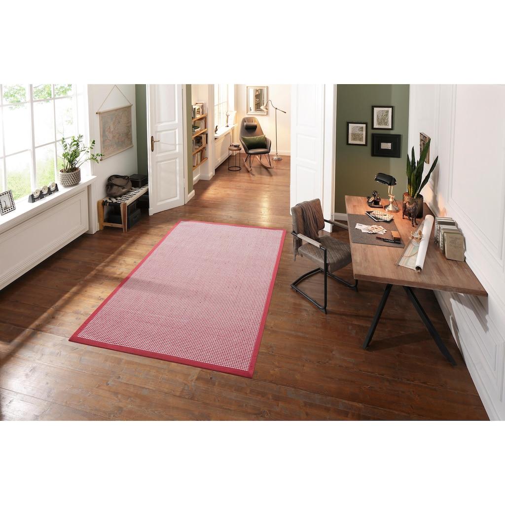 my home Teppich »Issa«, rechteckig, 7 mm Höhe, echt Sisal, Wohnzimmer