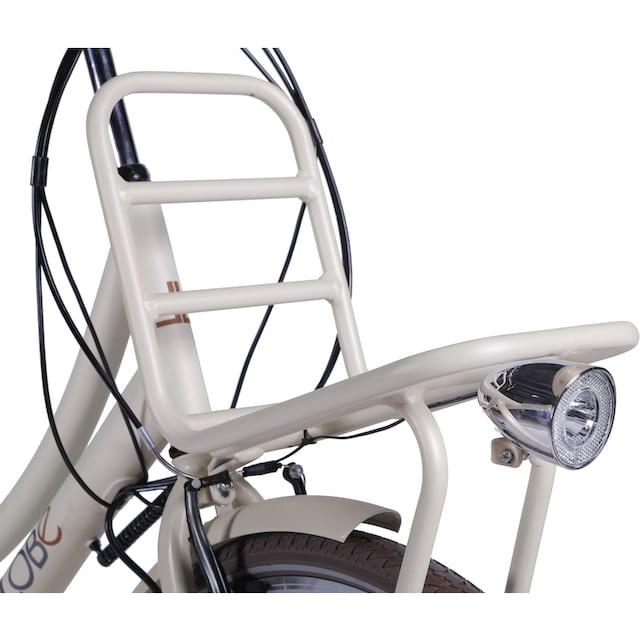LLobe E-Bike »Rosendaal Lady 13,2 Ah«, 3 Gang Nabenschaltung, Frontmotor 250 W