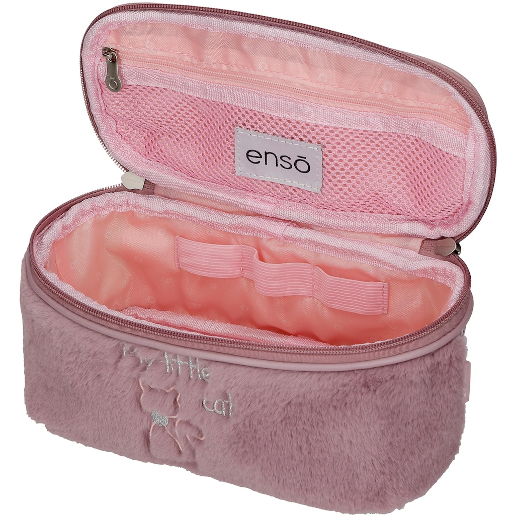 Enso Kosmetiktasche »Little Cat«