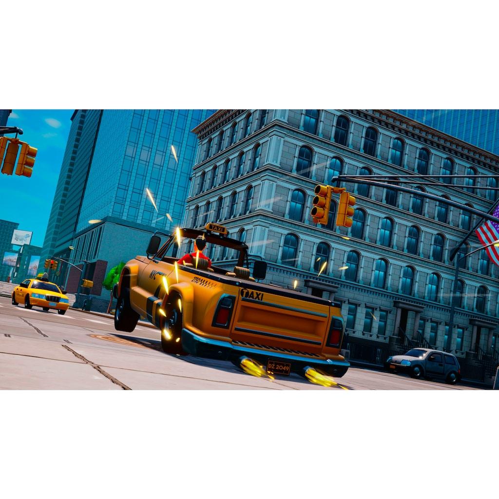PlayStation 4 Spiel »Taxi Chaos«, PlayStation 4