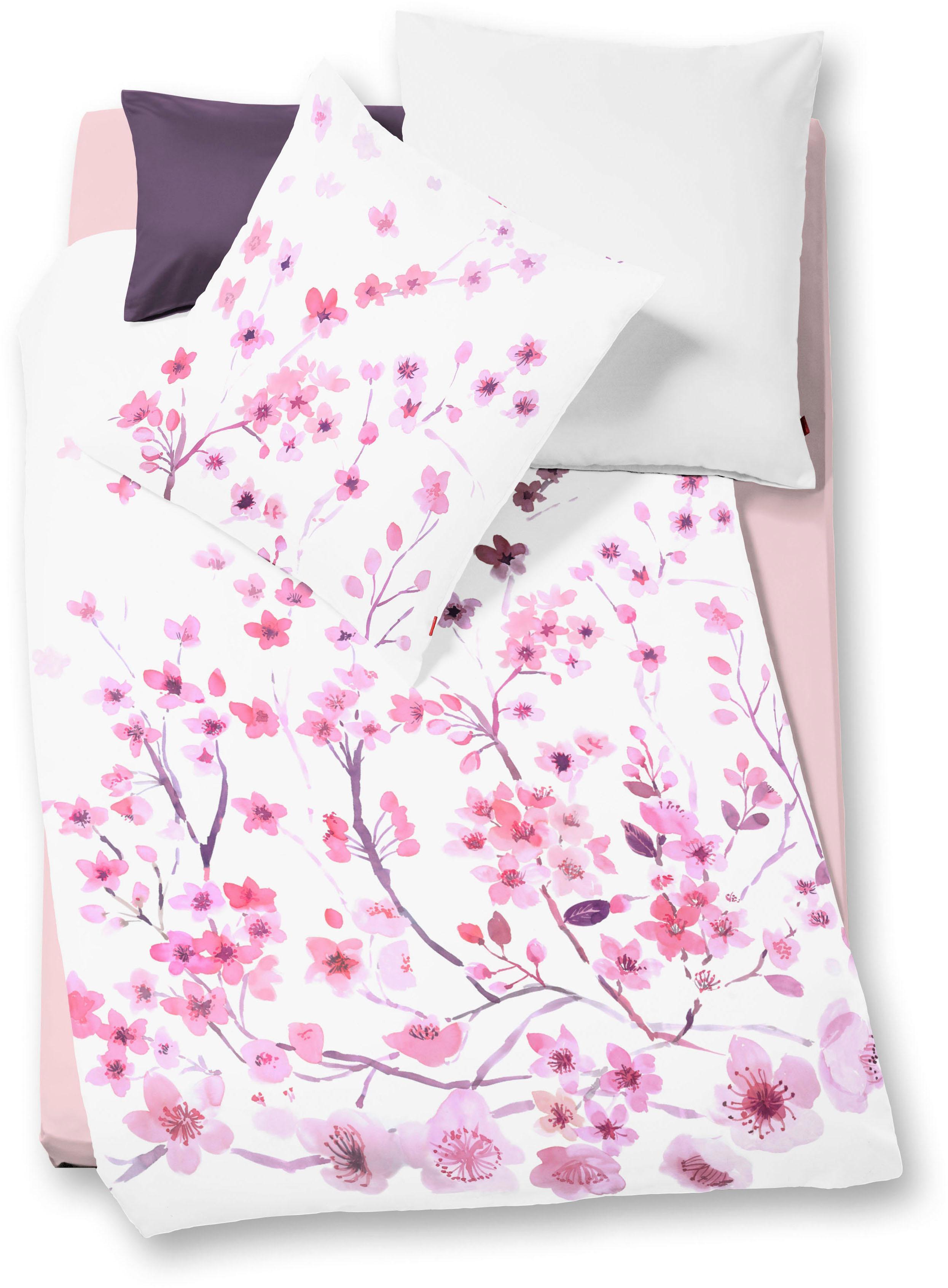 Wendebettwäsche Asian flowers Bed Art S fleuresse