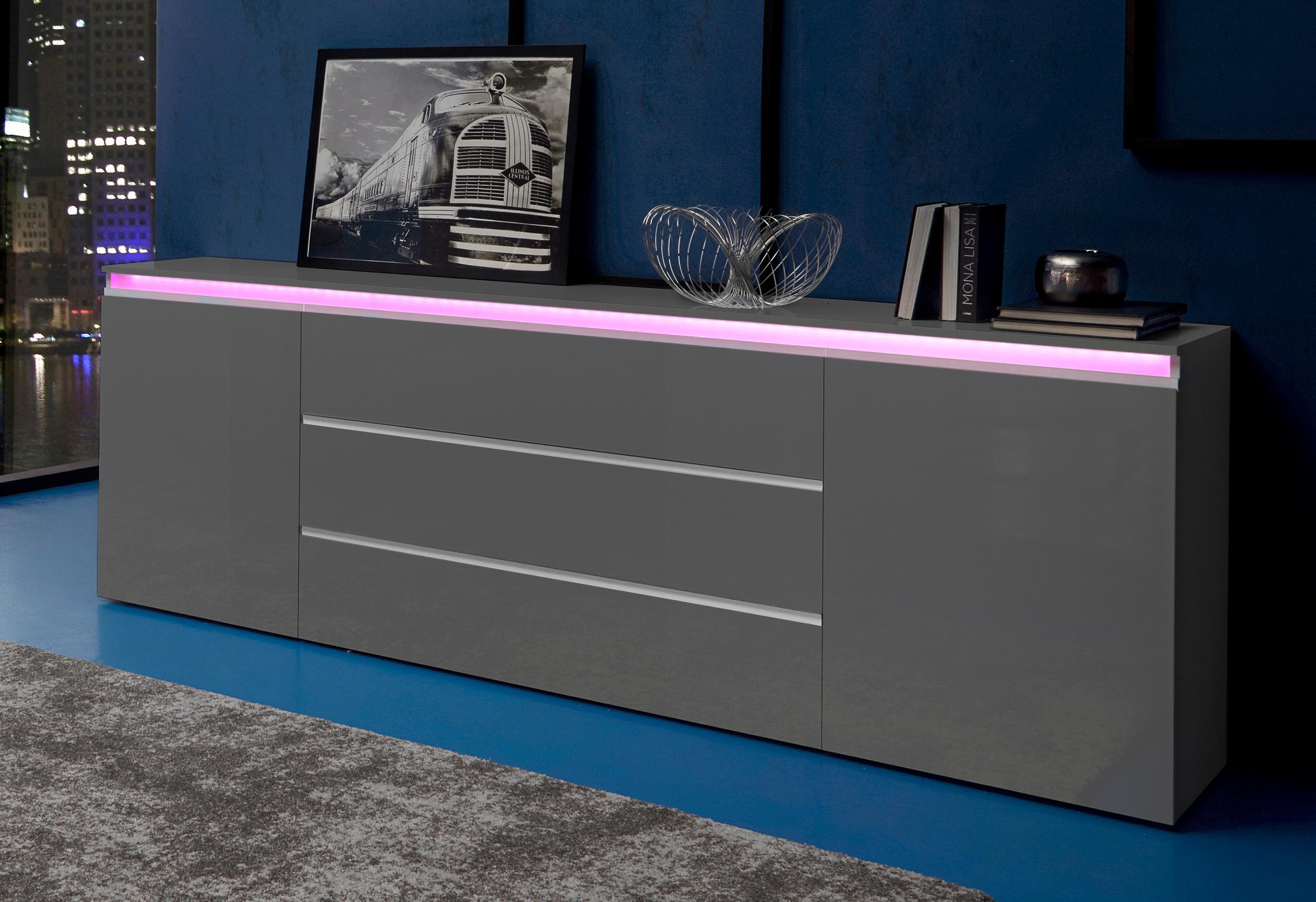 Tecnos Sideboard Breite 240 cm