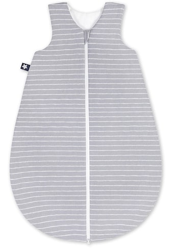 Julius Zöllner Babyschlafsack »Grey Stripes«, (1 tlg.) kaufen
