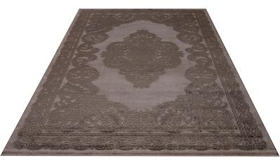 Teppich, »Doku 9401«, Festival, rechteckig, Höhe 12 mm, maschinell gewebt kaufen