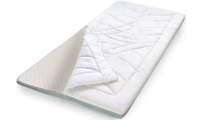 Stendebach Topper »Topper Softtop Luxus TENCEL™ Latex«, (1 St.), gut geeignet auch bei... kaufen