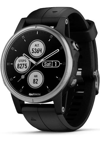Garmin fenix 5S Plus Smartwatch (3 cm / 1,2 Zoll) kaufen