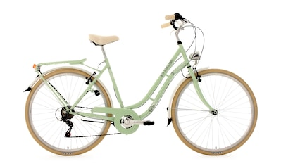 KS Cycling Cityrad »Casino«, 6 Gang Shimano Tourney TZ Schaltwerk, Kettenschaltung kaufen