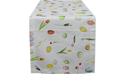 Tischläufer, »32668 Pasqua«, HOSSNER  -  HOMECOLLECTION (1 - tlg.) kaufen