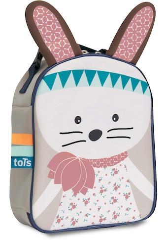 smarTrike® Kindergartentasche »toTs by SmarTrike® Fur - ever Brotzeitbox Hase« kaufen