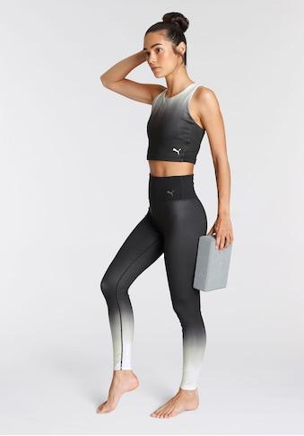 PUMA Yogatop »STUDIO Ombre Racerback Crop Top« kaufen