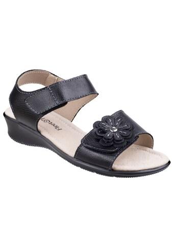 Fleet & Foster Sandale »Damen Sapphire n mit Klettverschluss« kaufen