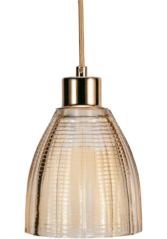 Pauleen Pendelleuchte »Gleaming Gold«, E27, 1 St., Glas kaufen