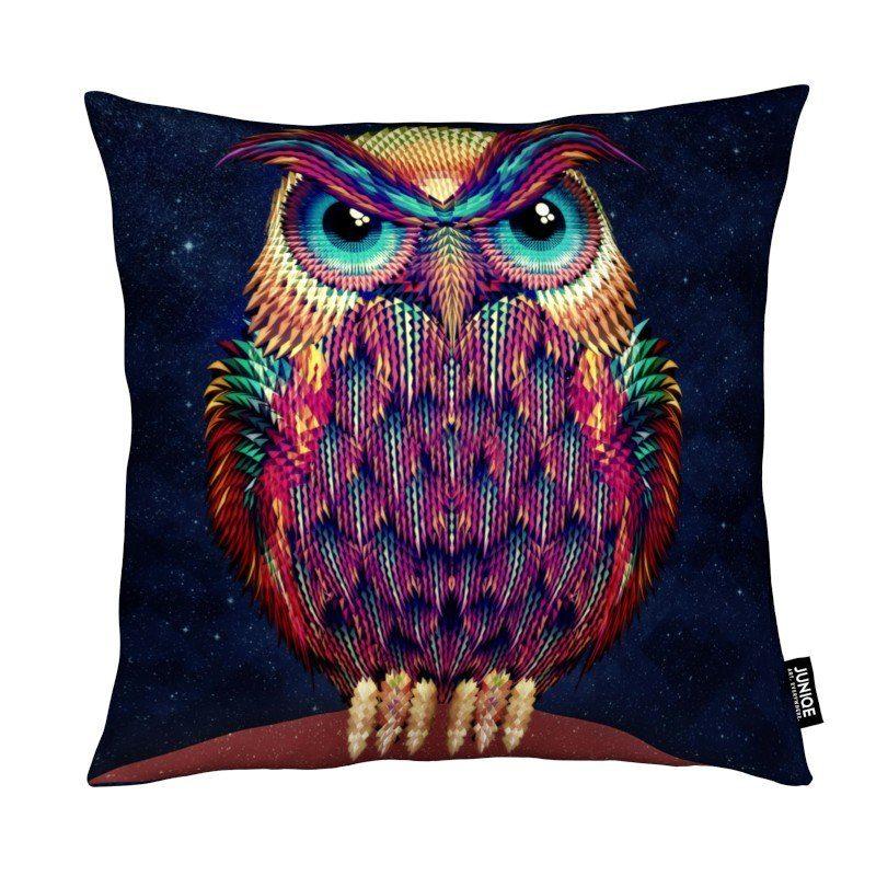 Dekokissen Owl 2 Juniqe