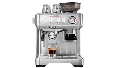 Gastroback Espressomaschine 42619 Design Espresso Advanced Barista kaufen