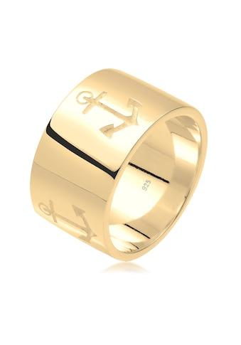 Elli Fingerring »Anker Bandring 925 Silber« kaufen
