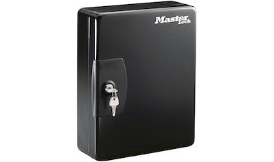 Master Lock Schlüsselkasten, für 50 Schlüssel, Stahl kaufen