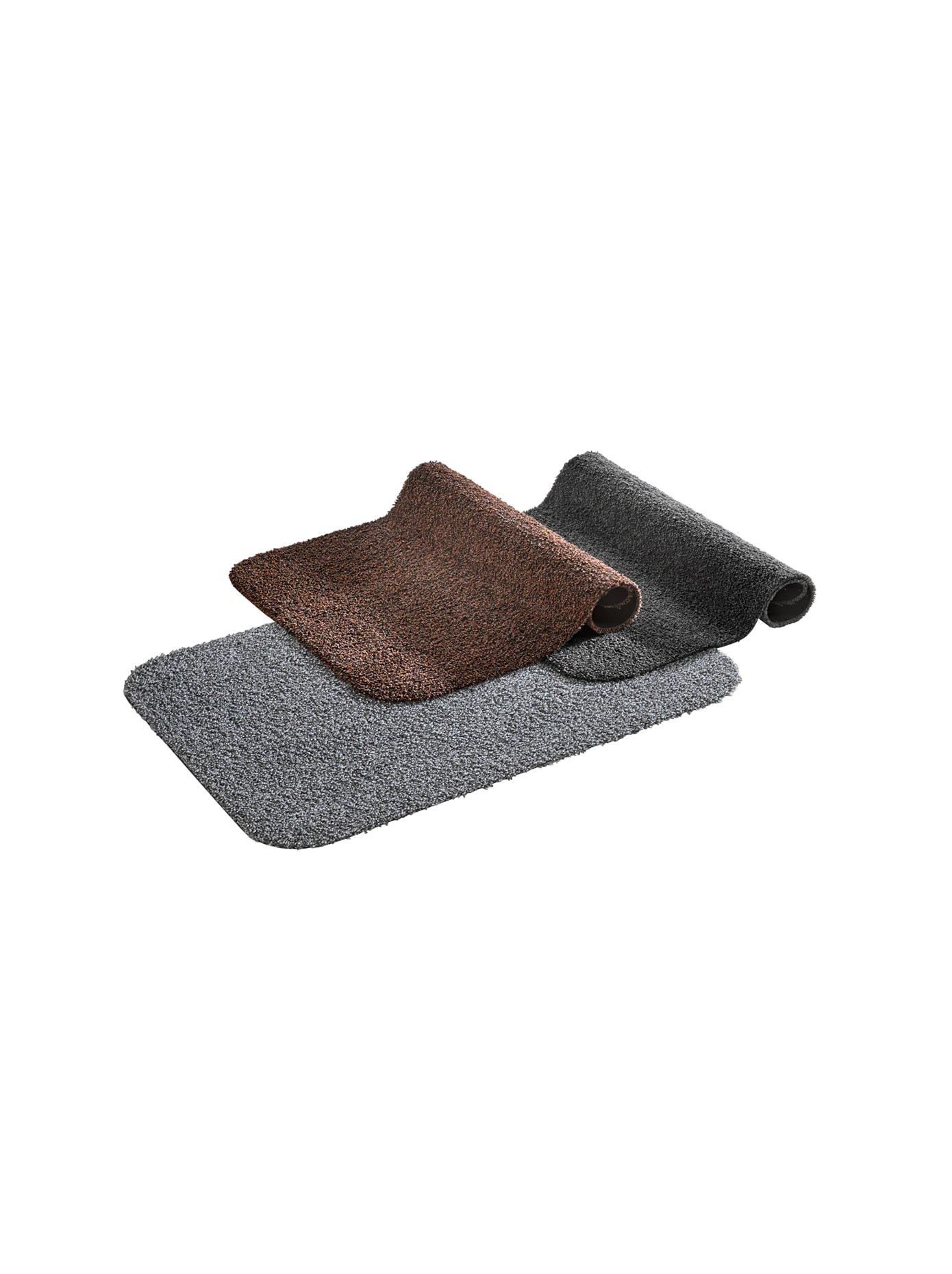 Schmutzfangmatte grau Diele Flur Teppiche, bunt