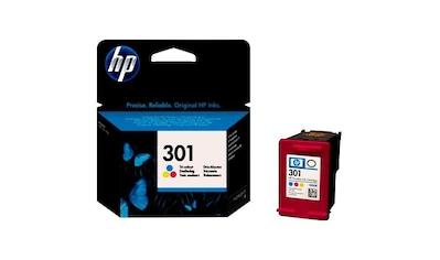 HP »hp NR. 301, original, CH562EE, cyan/magenta/yellow« Tintenpatrone kaufen