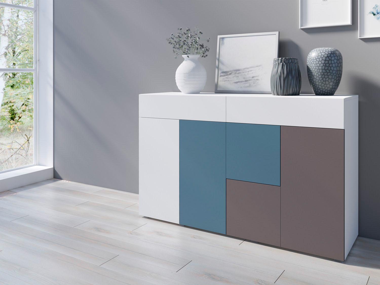 Sideboard Breite 128 cm