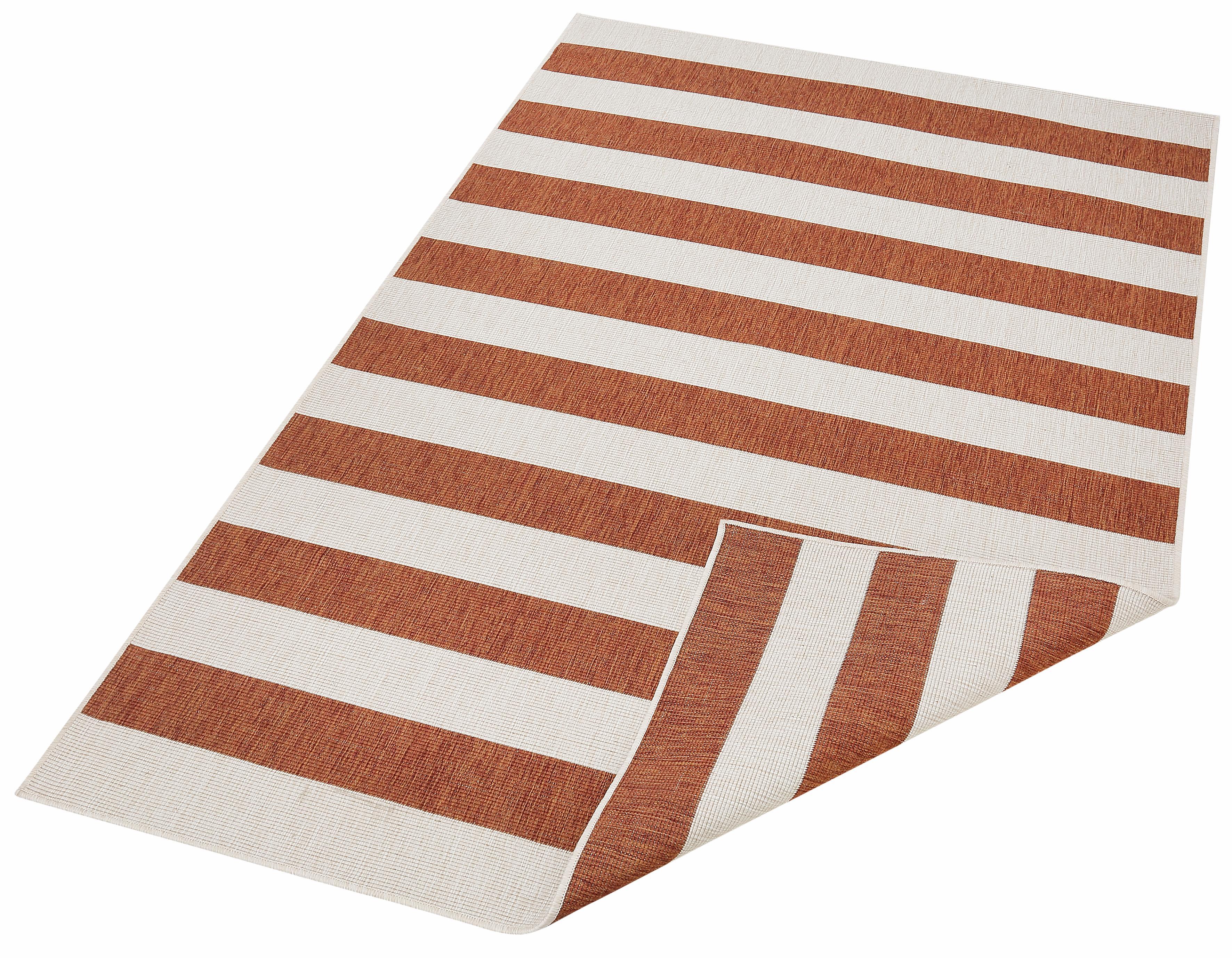 Teppich Alan andas rechteckig Höhe 5 mm maschinell gewebt