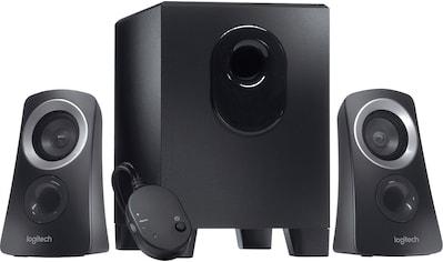 Logitech »Speaker System Z313« 2.1 Soundsystem kaufen