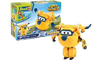 Revell® Modellbausatz »Junior Kit Super Wings Donnie«, 1:20, Made in Europe kaufen