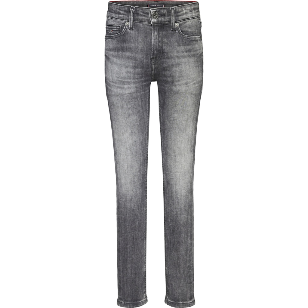 TOMMY HILFIGER Skinny-fit-Jeans »SIMON SUPER SKINNY - MCH«