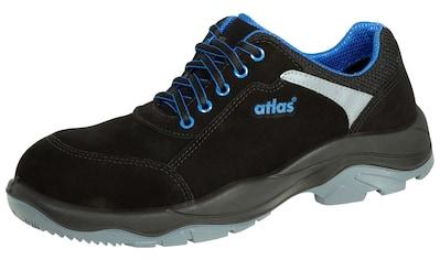 Atlas Schuhe Sicherheitsschuh »Alu-Tec 625 ESD«, S3, SOFT-Nubukleder kaufen
