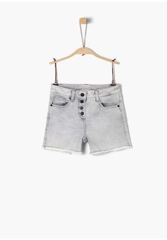 s.Oliver Shorts_für Mädchen kaufen