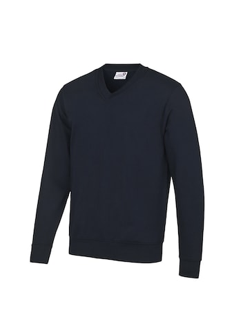 AWDIS V - Ausschnitt - Pullover »Academy Herren Sweatshirt, V - Ausschnitt« kaufen