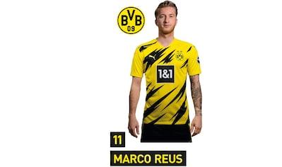 Wall-Art Wandtattoo »BVB Reus Portrait 2020/2021« kaufen