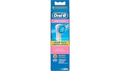 Oral B Aufsteckbürsten »Soft Clean« kaufen
